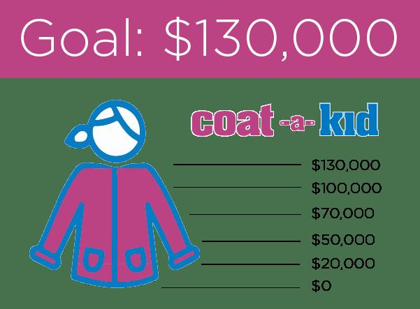 coat-a-kid goal